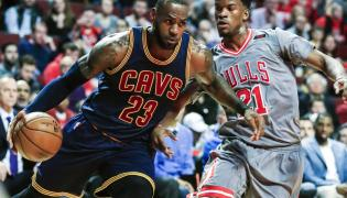 LeBron James i Jimmy Butler