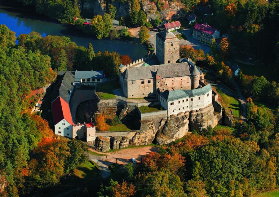 Czeski raj - zamek Kost fot. Libor Sváček