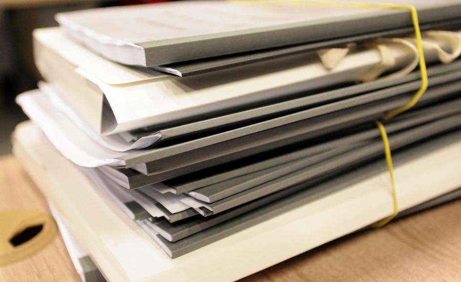 Kopie dokumentów z archiwum Kiszczaka