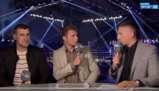 Mariusz Wach tłumaczy się z wpadki na antenie Polsat Sport
