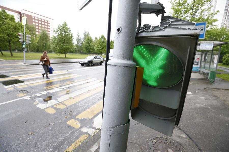 Nawałnica przeszła nad Moskwą