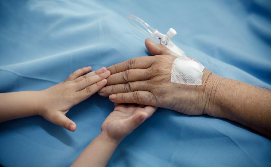 Podawanie leków do chemioterapii