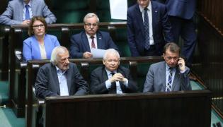 Sejm przyjął nowelę ustawy o KRS