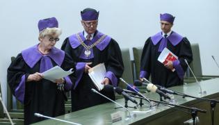 Sąd Najwyższy zawiesił postępowanie kasacyjne ws. Mariusza Kamińskiego