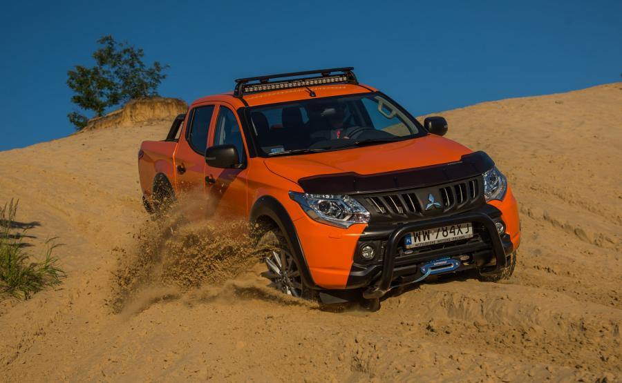 Mitsubishi L200 Monster