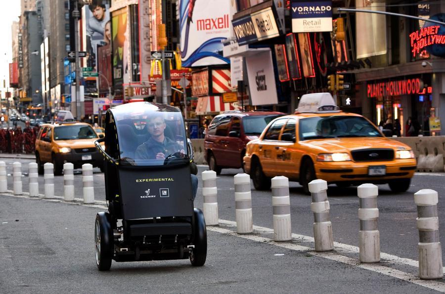 PUMA grasuje po miejskich drogach