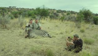 "Kadr z filmu ""Safari"" Ulricha Seidla"