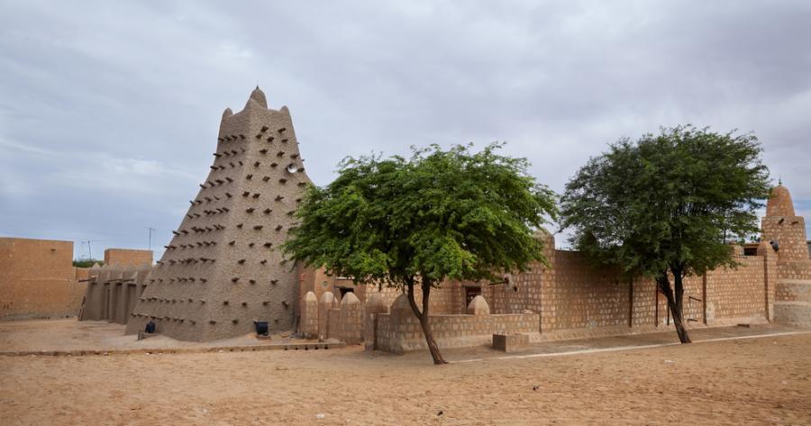Uniwersytet Sankore w Timbuktu