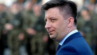 Sekretarz stanu w Ministerstwie Obrony Narodowej Michał Dworczyk