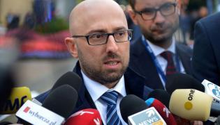 Rzecznik prasowy prezydenta RP Krzysztof Łapiński