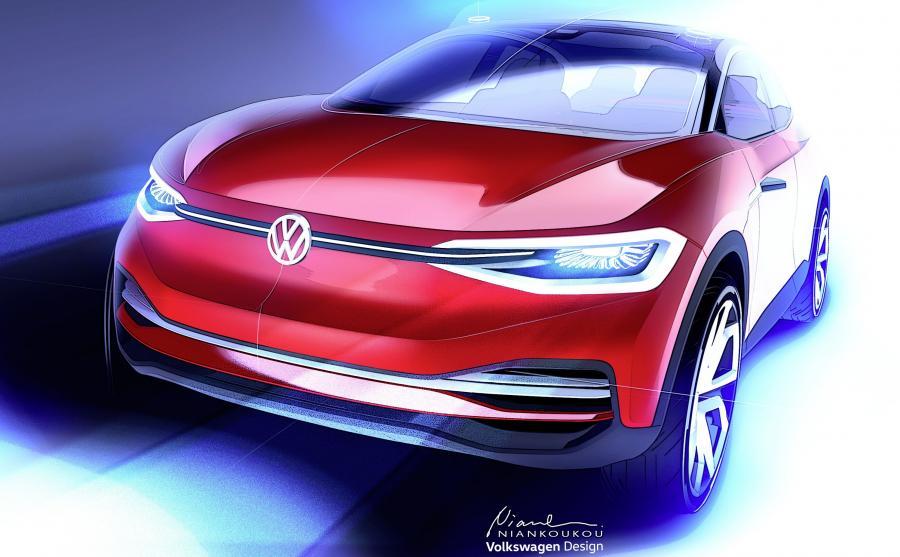Volkswagen I.D. CROZZ bliski produkcji seryjnej
