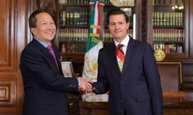 """Komentarze: Meksyk wydalił ambasadora Korei Płn. """"Ma 72 ..."""