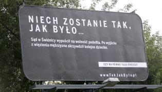 Billboardy kampanii PFN