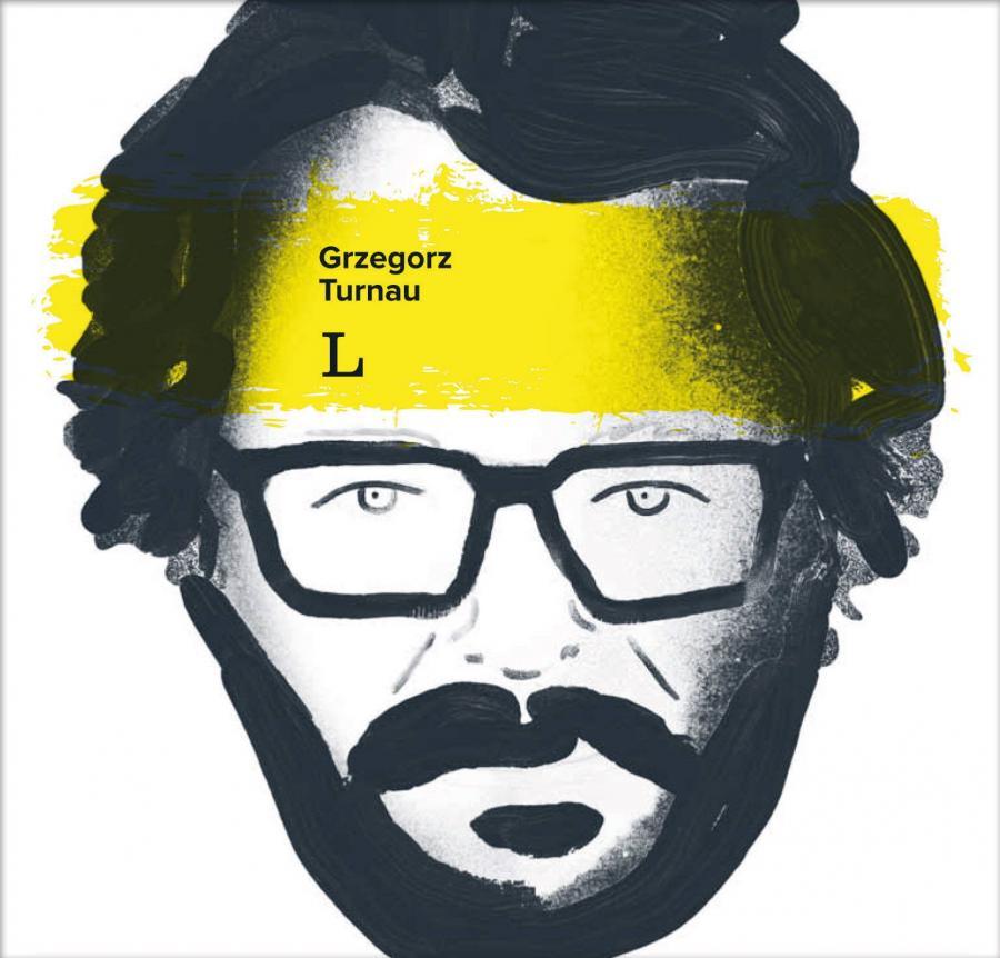 """""""L"""" Grzegorz Turnau, wydawca: Wydawnictwo Agora"""
