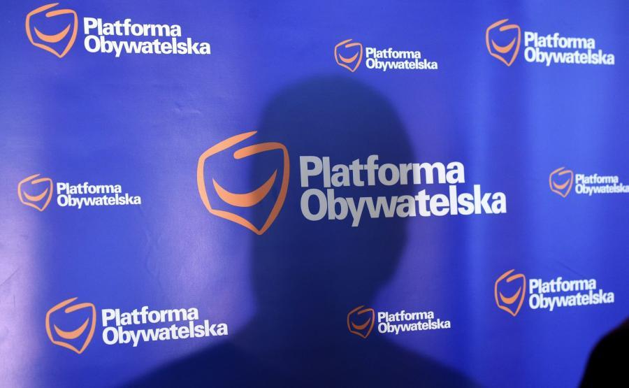 Logo Platformy Obywatelskiej