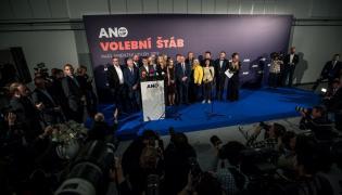 Andrej Babisz i jego sztab