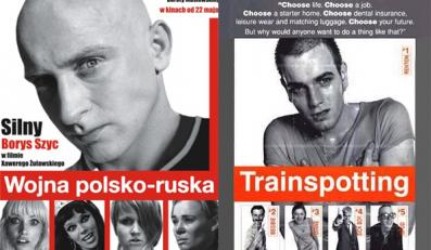 Wojna polsko-ruska jak Trainspotting