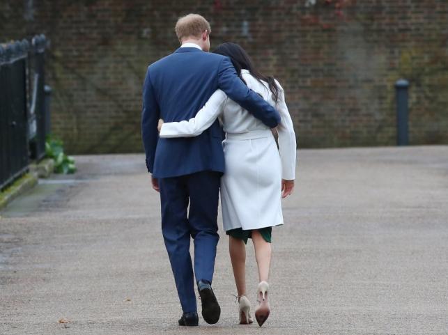 Książę Harry i Megan Markle