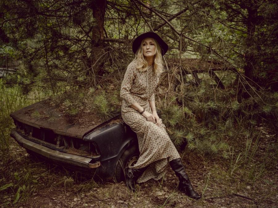 Anita Lipnicka; fot. Jacek Poremba