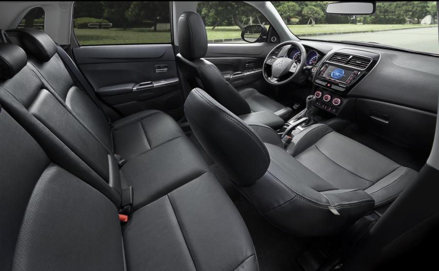 Mitsubishi ASX 2018