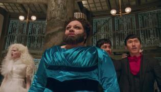"""Kadr z filmu """"Król rozrywki"""""""