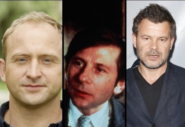 Borys Szyc, Roman Polański, Jacek Braciak