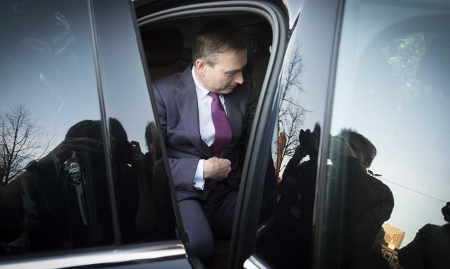 Szef holenderskiego MSZ skłamał, że spotkał się z Putinem. Podał się do dymisji