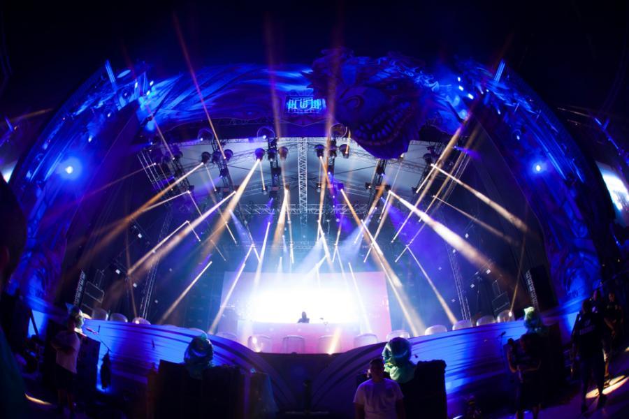 Na scenie Martin Garrix