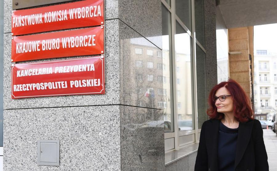 Nowa szefowa KBW Magdalena Pietrzak