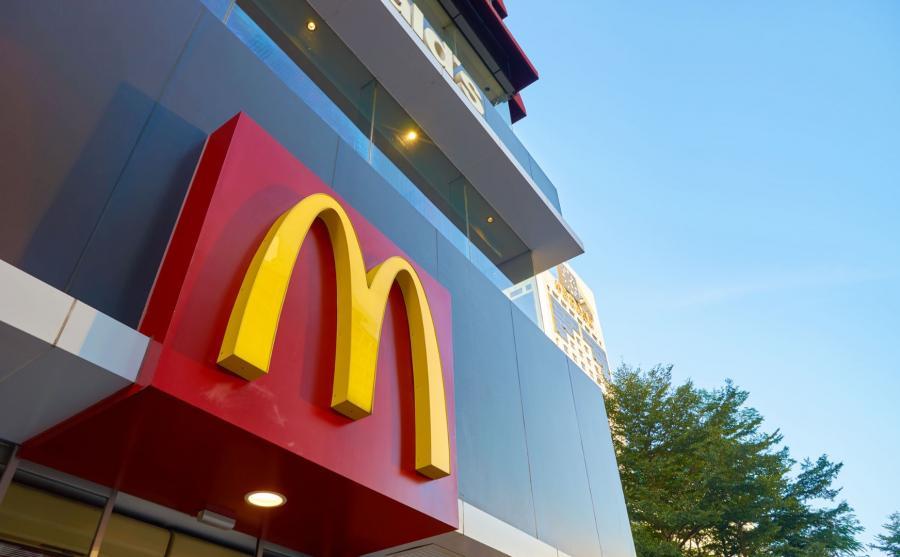 Restauracja McDonald\'s
