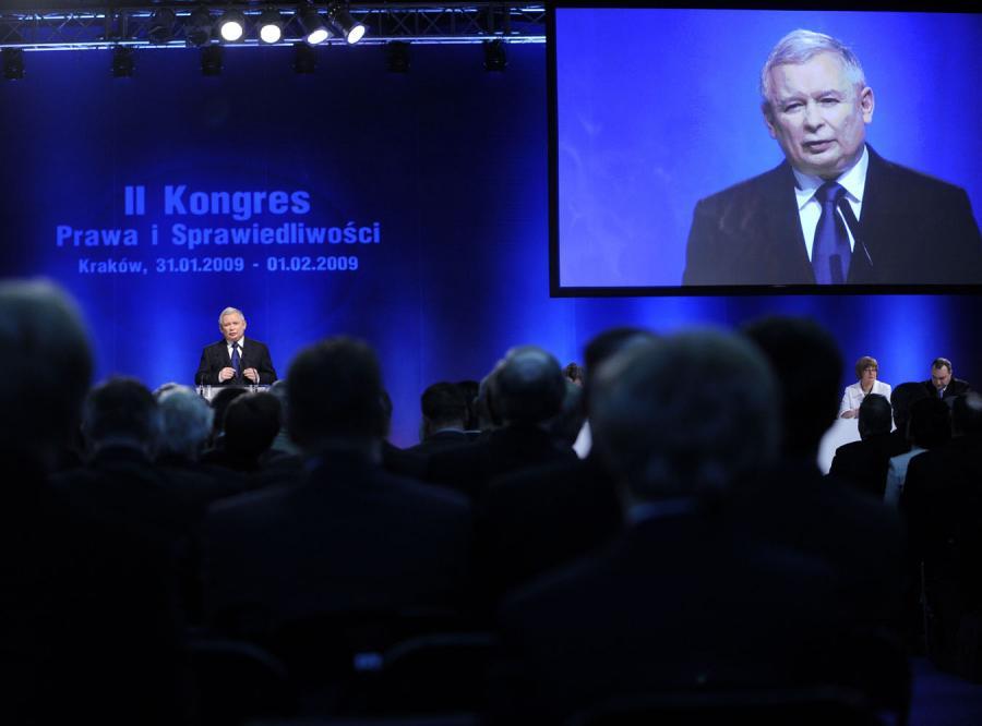 Kogo wzrusza skrucha Kaczyńskiego