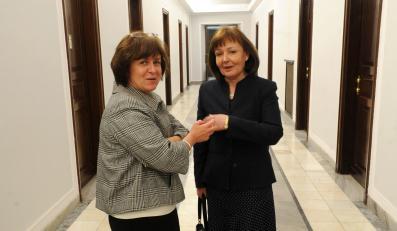 Z Sejmu znikają kobiety?
