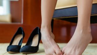 Zmęczone stopy