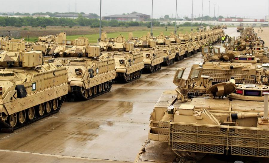 Czołgi Abrams