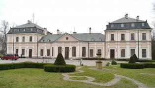 Pałac w Sieniawie