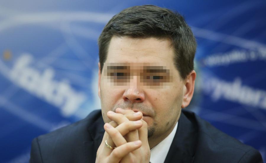 Były wiceminister Michał K.