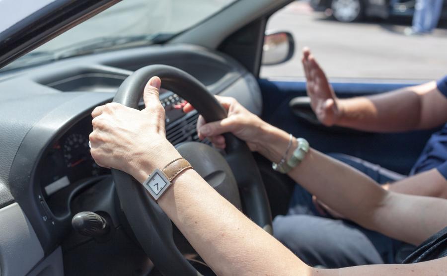 szkolenie kierowcy