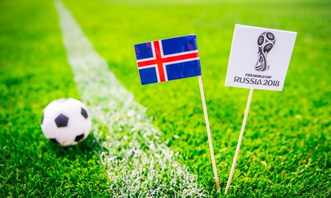 Islandia nie zabierze na mundial swojej żywności. Wszystko przez konflikt handlowy z Rosją