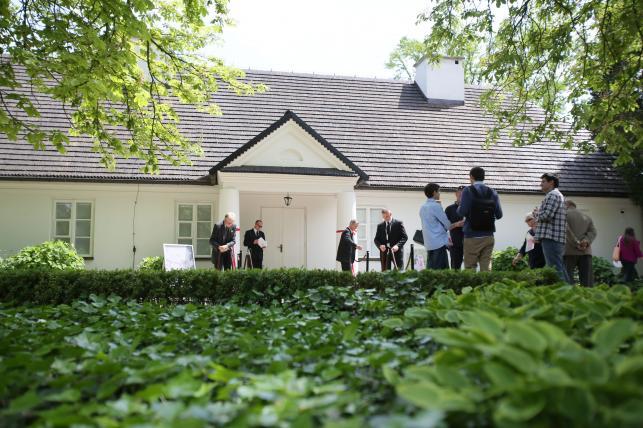 Żelazowa Wola – dom rodzinny Fryderyka Chopina