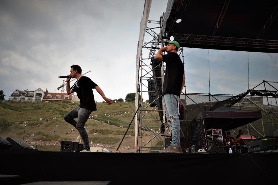 Otsochodzi na scenie w Płocku. Polish Hip-Hop Festival 2018