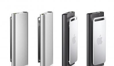 Jak poprawić nowego iPoda Shuffle?