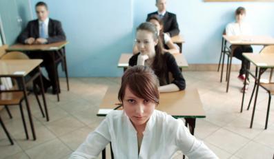 Gimnazjaliści piszą pierwszy ważny egzamin