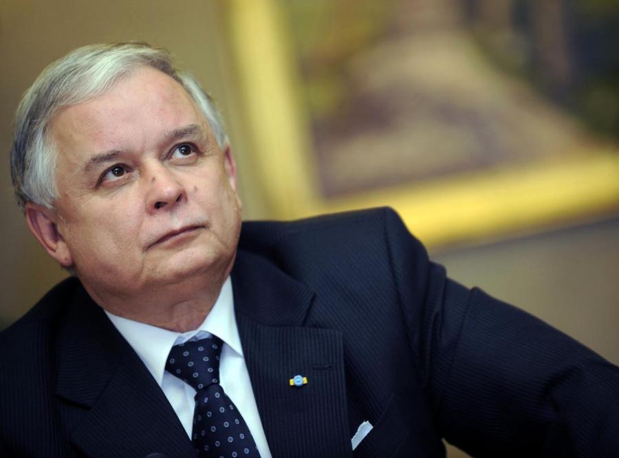 Kaczyński został nazwany \