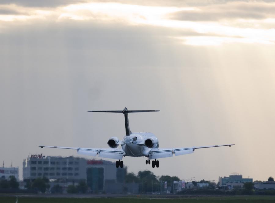 Ekolodzy chcą zablokować lotnisko w Modlinie