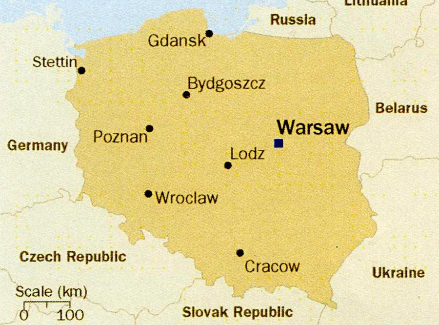 Europejski bank: Szczecin to Stettin