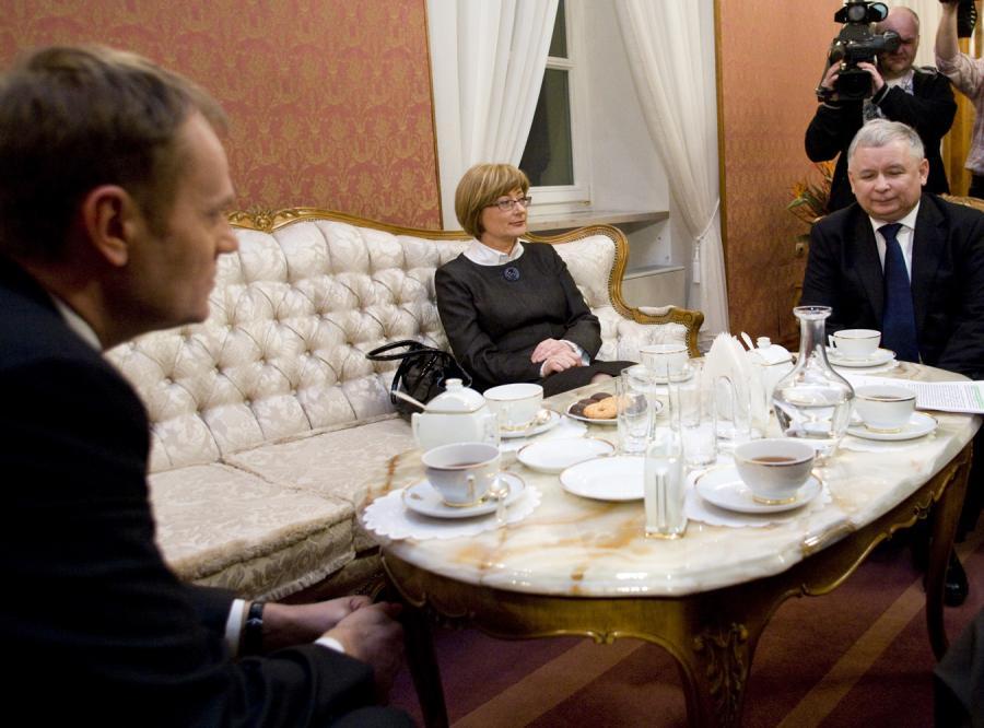 Czy to koniec wojny między PO i PiS?