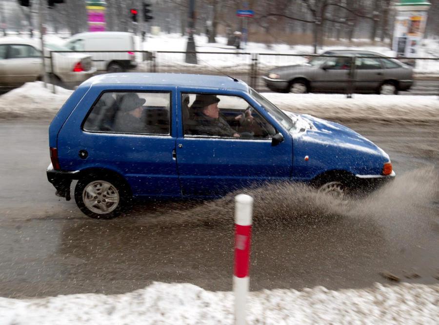 Ponad połowa polskich dróg do remontu