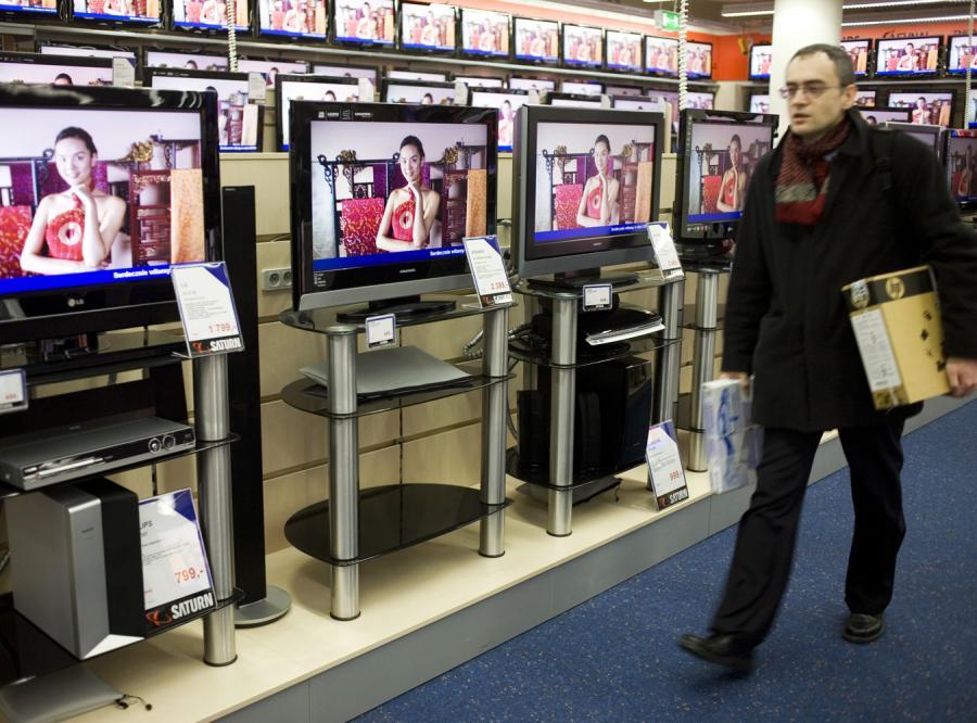 Urzędnicy wskażą, jaki telewizor kupić