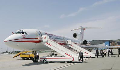 Spór o rządowy samolot - finał w sądzie