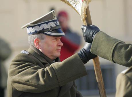 Polskie wojsko bez najważniejszego dowódcy